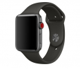 Pasek do Apple Watch 42mm Gray Sport Band - S/M & M/L