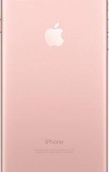 Apple iPhone 7 Plus 128GB - Różowe złoto